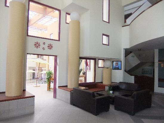 Hotel Drachim: lounge