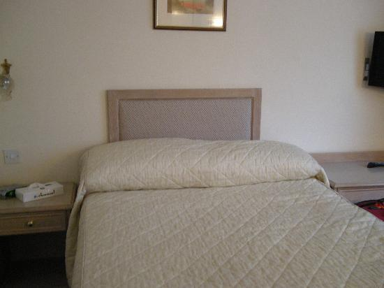 Penmere Manor Hotel: Room 15 Bedstead