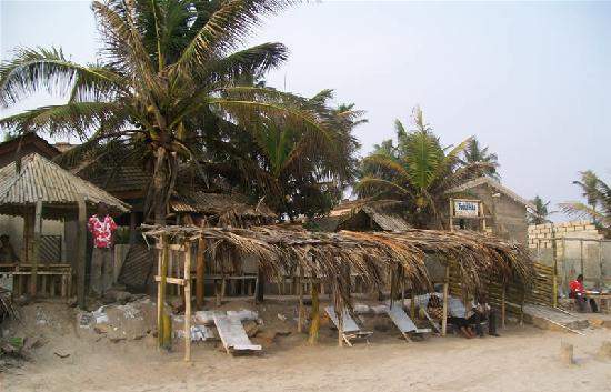 Sobamba Beach Resort: Bamboo Canopy