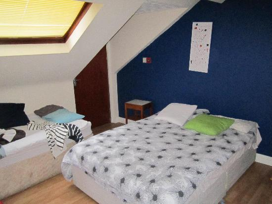 Lagan Backpackers: The room!