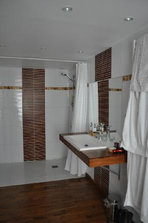 Les Ecureuils : Salle de bain
