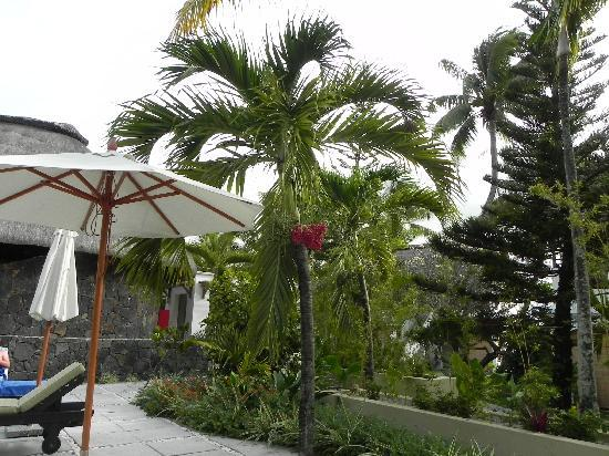 abord de la piscine picture of emeraude beach attitude belle mare tripadvisor. Black Bedroom Furniture Sets. Home Design Ideas