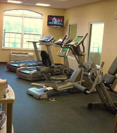 Country Inn & Suites By Carlson, Bowling Green: Fitness Center
