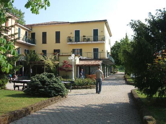 Park Hotel Jolanda: hotel