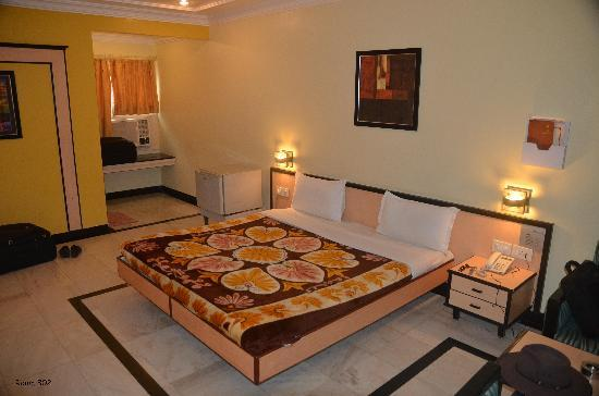 Radhika Beach Resort: la chambre