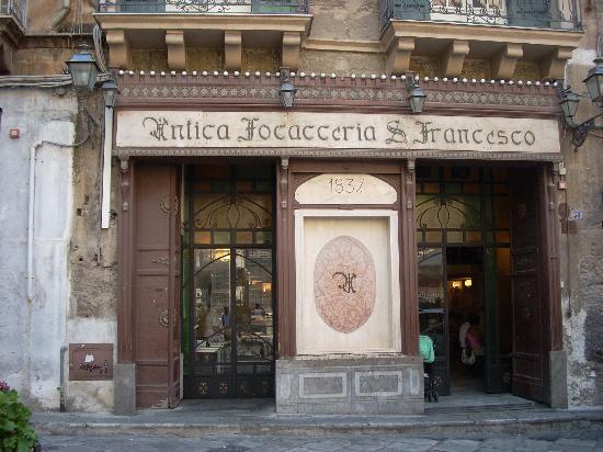 Antica Focacceria di San Francesco: da non perdere