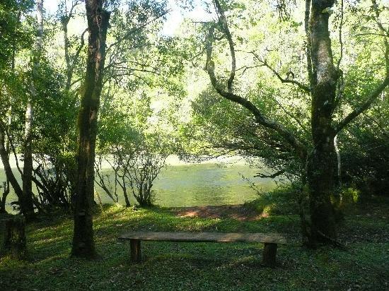 El Soberbio, Аргентина: la vue de notre bungalow