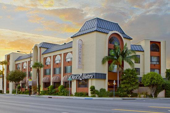 Coast Anabelle Hotel Burbank Ca Hotel Reviews