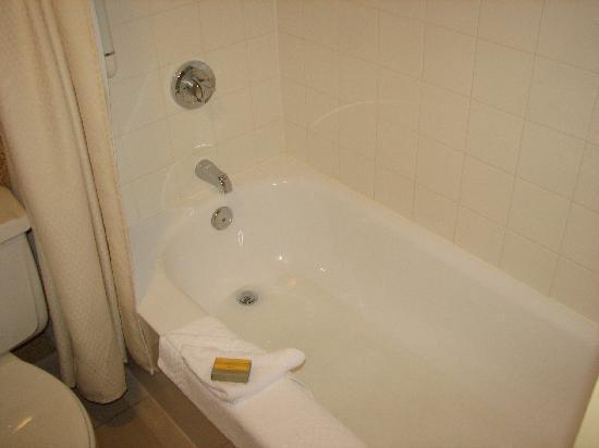 Springfield Marriott : tub