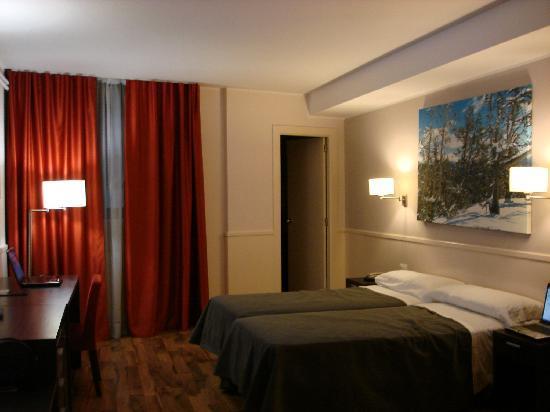 Hotel Exe Prisma: muy espaciosas