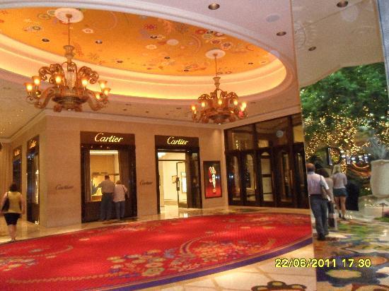Wynn Las Vegas: INTERNO HOTEL