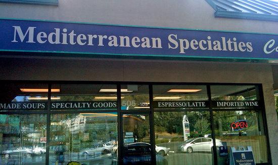 Mediterranean Specialties Cafe
