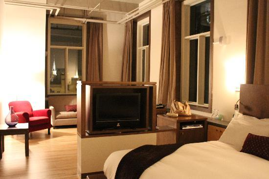 Hotel 71: One of the suites