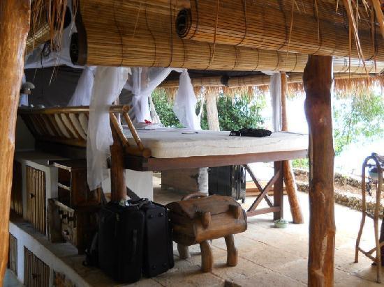 Mu Bali: Cambre sur la falaise