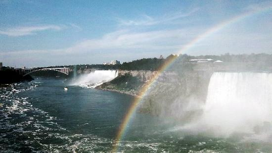 Niagara Falls, Canada: maid of the mist