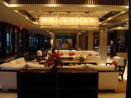Koa Kea Hotel & Resort: the lobby