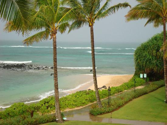Koa Kea Hotel & Resort: view from our balcony