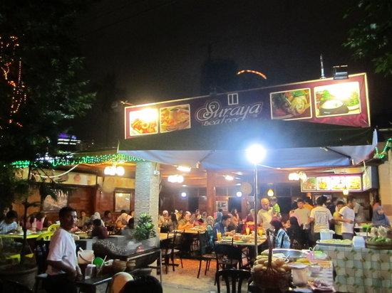 Kampung Baru Hawker Stalls: Suraya Seafood