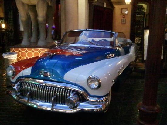 Tropicana Atlantic City: Car In Front Of Cuba Libre