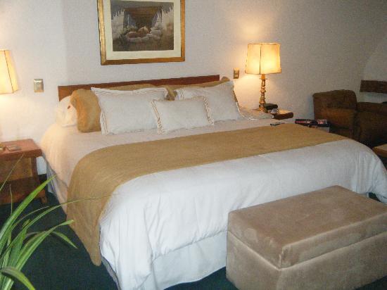 Antara Hotel: pieza  hotel Antares