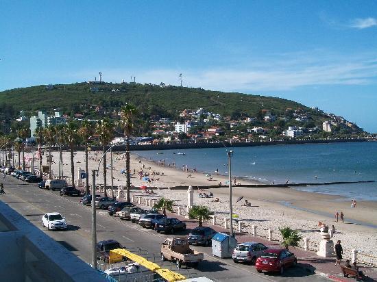 Hotel Rivadavia: Vista desde el Balcon
