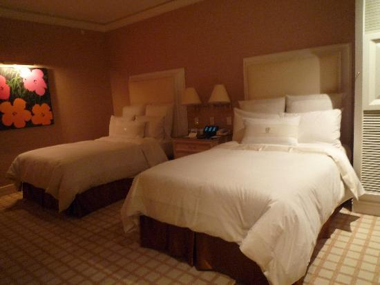 วินน์ลาสเวกัสโฮเต็ล: wynn room