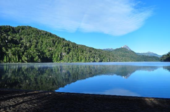 Mirror Lake : Mas bruma