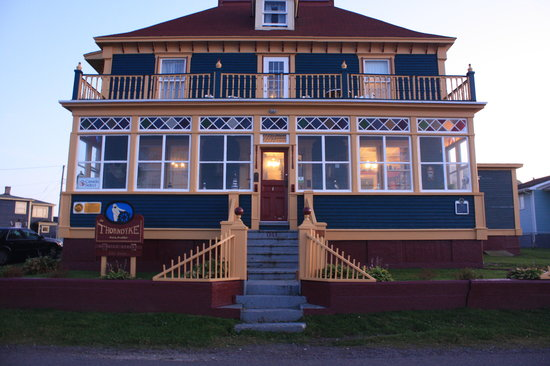 The Thorndyke Bed and Breakfast