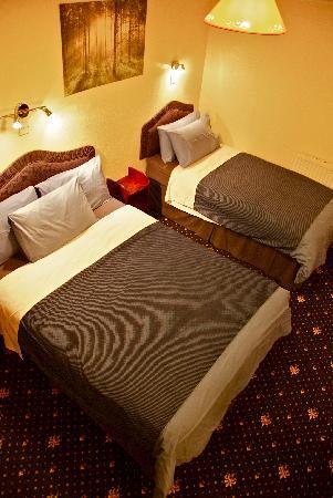 Glengarth Hotel: Bedroom