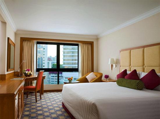 Amari Boulevard Bangkok: Deluxe Rooms