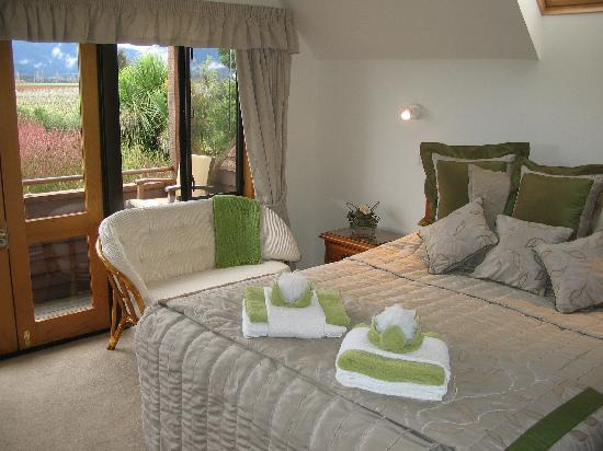 Stonehaven Homestay : King Room