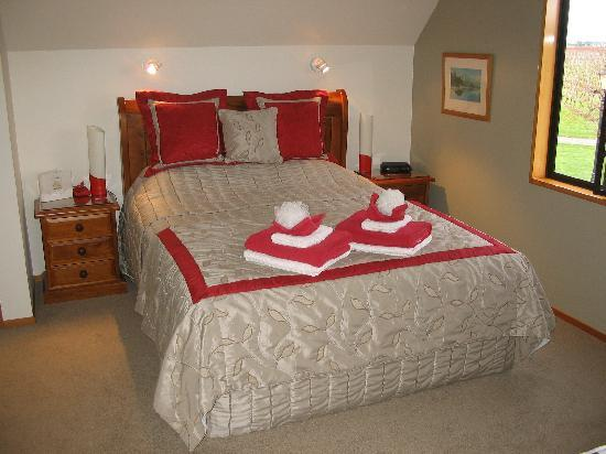 Stonehaven Homestay : Queen Room