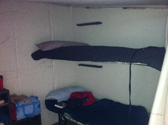 Housekeeping Camp: The bunks