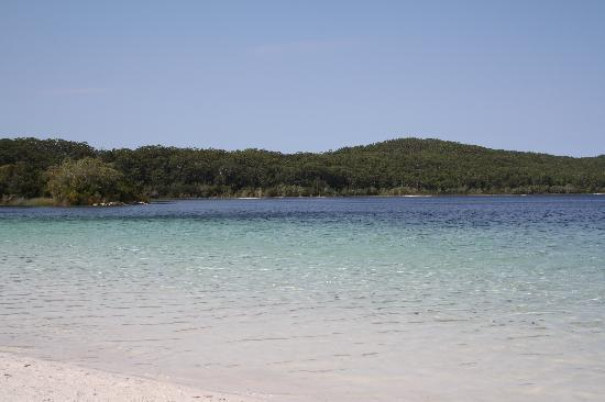 Villa Cavour Bed and Breakfast: Lake McKenzie, Fraser Island