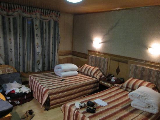 Jianzang Hotel : Room