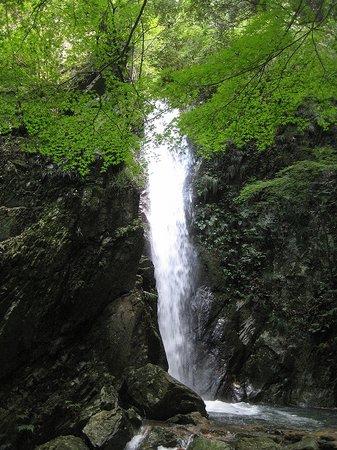 Tamba, Japón: 独鈷の滝