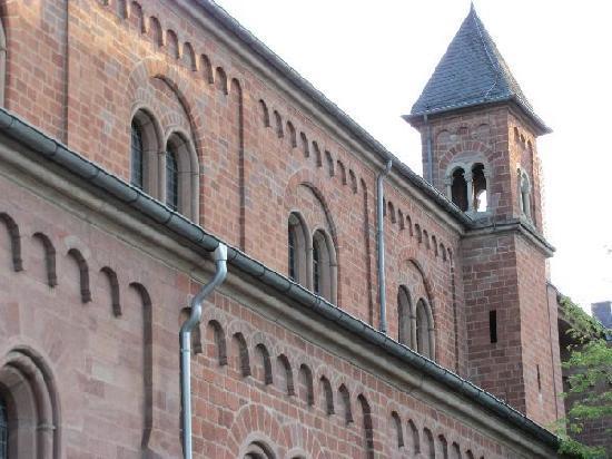 Mutterhauskirche St. Josef: 2
