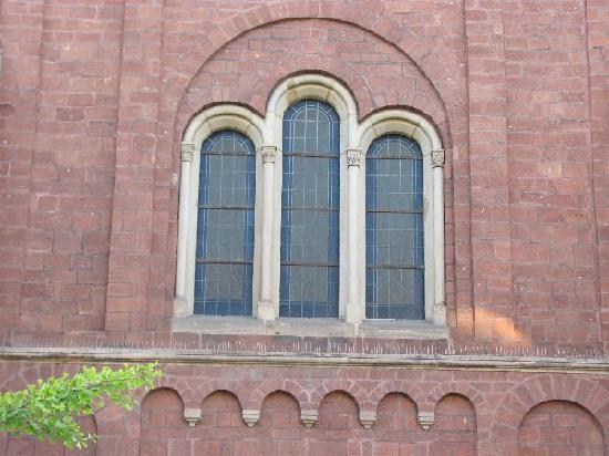 Mutterhauskirche St. Josef: window