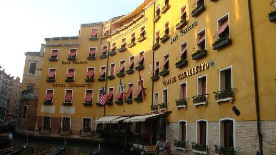 Cavalletto & Doge Orseolo : Hotel Cavaletto