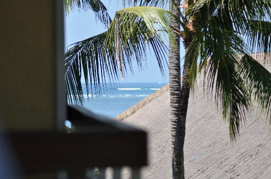 Prama Sanur Beach Bali: Sneak peak to the beach