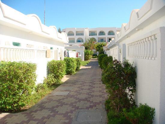 El Mouradi Club Kantaoui: Les bungalows