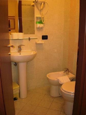 Hotel La Zorza : Bathroom