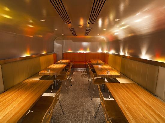 """Comfort Hotel Perth City: """"The Carriageway"""" Private dining area"""