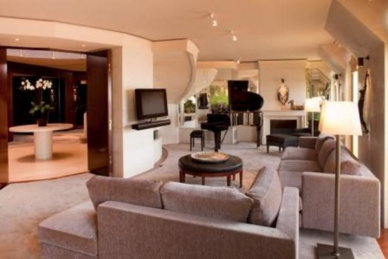 Park Hyatt Paris - Vendome : Suite Duplex du Park Hyat Paris-Vendome