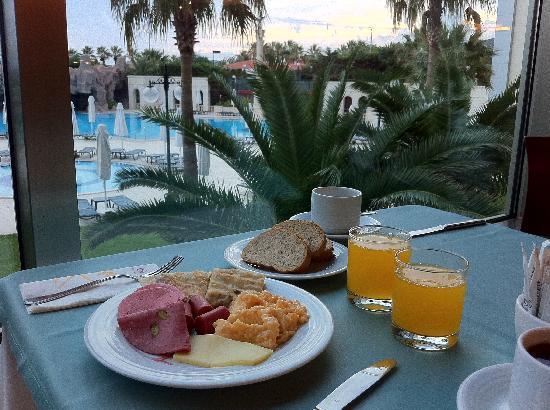 Sheraton Cesme Hotel Resort & Spa: la colazione