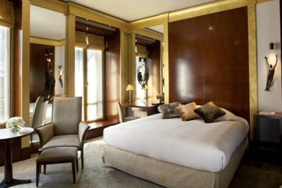 Park Hyatt Paris - Vendome : Chambre Park du Park Hyatt Paris-Vendome
