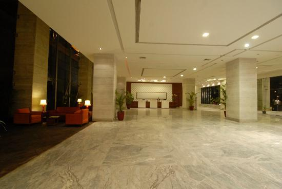 The Orchid Hotel: The Orchid Lobby