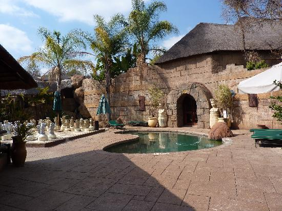 Cullinan, South Africa: Pool
