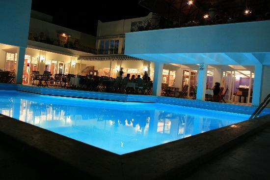 Hotel Comca Manzara: la grande piscine