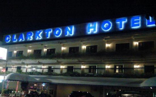 Das Clarkton Hotel in der Nähe des Flughafens